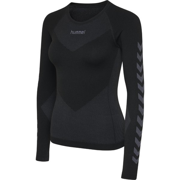 Woman Hummel First Seamless Jersey Longsleeve