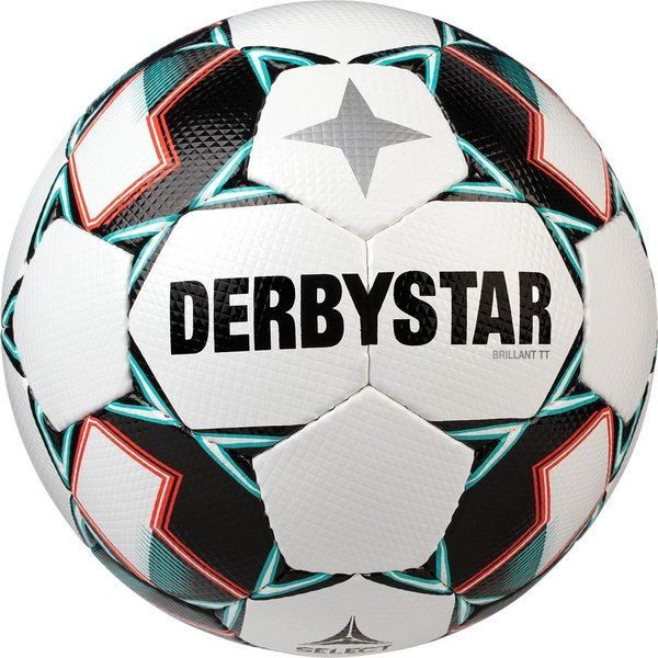10er Set DerbyStar Brillant TT Top Trainingsball Gr.5