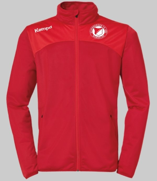 TV Scherberg Trainingsjacke .Herren