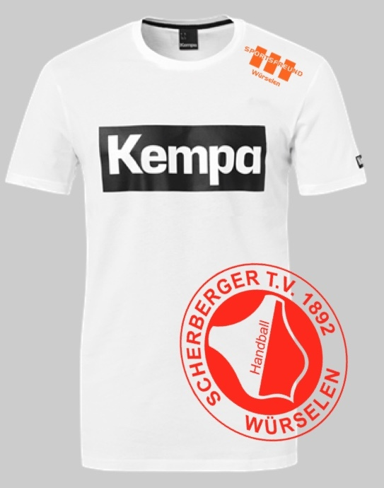 TV Scherberg Promo-T-shirt .Kinder